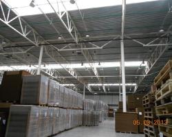 Технадзор за строительством производственно-складского комплекса