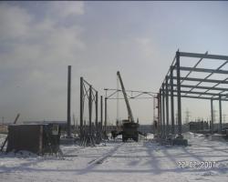 Технадзор за строительством склада