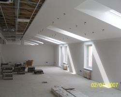 Технадзор за ремонтом офиса
