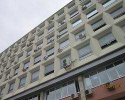 Технадзор за ремонтом фасада здания