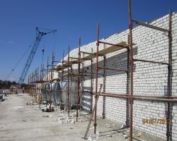 Технадзор за строительством цеха завода