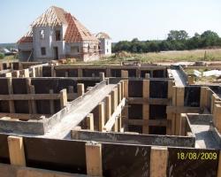 Технадзор за строительством частного дома в Гайд-Парке