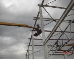 Технадзор за строительством склада в Подмосковье