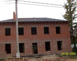 Технадзор за строительством коттеджа в Подольском районе