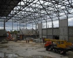 Технадзор за строительством гостиницы в г. Звенигород