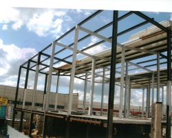 Технадзор за строительством торгового комплекса
