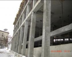 Технадзор за строительством здания на Земляном Валу