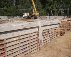Технадзор за строительством коттеджа в Никольской Слободе