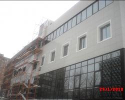 Технадзор за строительством развлекательного центра в г. Ростов