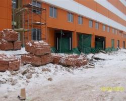 Технадзор за строительством торгового центра в г. Череповец