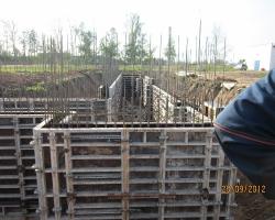 Объект строительство производственного корпуса завода в Нижегородской обл