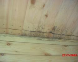 Обследование качества материала построенного дома