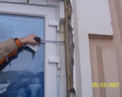 Проверка правильности установки входной двери