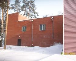 Обследование конструкций и коммуникаций зданий пансионата