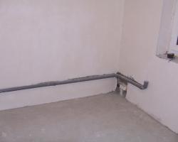 Обследование квартиры во время проводимого ремонта