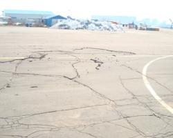 Проверка качества покрытия аэродрома на пригодность к дальнейшей эксплуатации