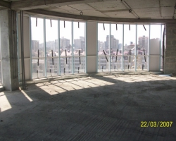 Технадзор за реконструкцией многоэтажного административно-торгового здания в г. Екатеринбург