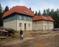 Технадзор за строительством коттеджного поселка