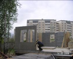 Технадзор за строительством коттеджа в Бутово