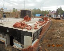 Технадзор за строительством торгового центра в Мытищах