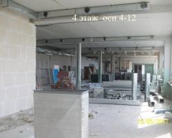 Технадзор за реконструкцией офисного здания в г. Пенза