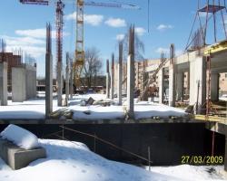 Технадзор за строительством жилых домов в г. Звенигород