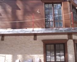 Технадзор за строительством и отделкой коттеджа в Истринском районе