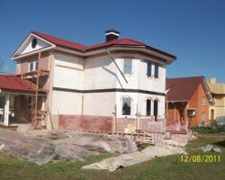 Технадзор за строительством коттеджа в коттеджном поселке «Лосиный остров»