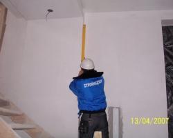 Обследование качества выполненных строительно-монтажных работ в квартире