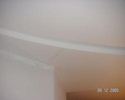 Экспертиза гипсокартонных потолков