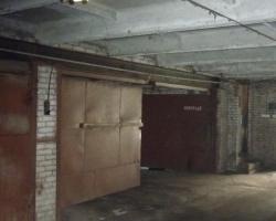 Проверка текущего состояния гаражей